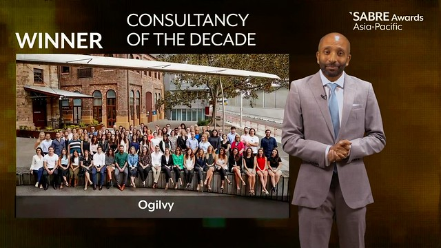 108. Consultancy of the Decade