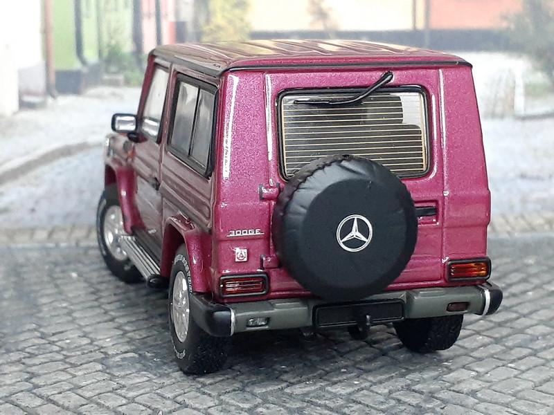 Mercedes Benz GE300 - 1993
