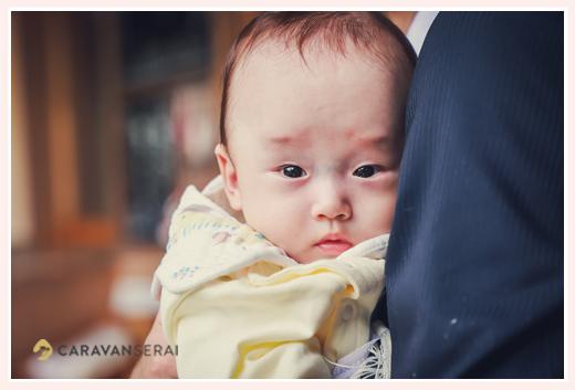 5か月の赤ちゃん 男の子