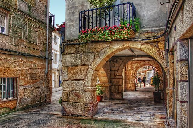 Casco histórico de Muros