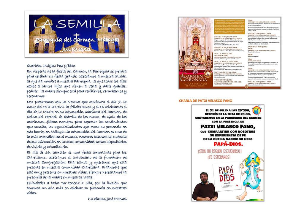 La Semilla (julio 2021)