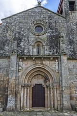 DSC3993 Fachada Occidental, San Pedro da Mezquita, 1202, A Merca, Ourense
