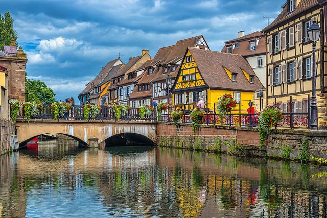 Colmar im Elsass / Colmar in Alsace