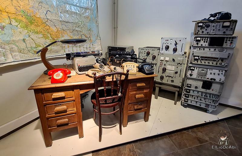 Museo Internacional de Radiocomunicación Inocencio Bocanegra (10)
