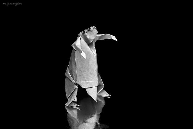 Origami Sumo Wrestler (Nguyen Vo Hien Chuong)