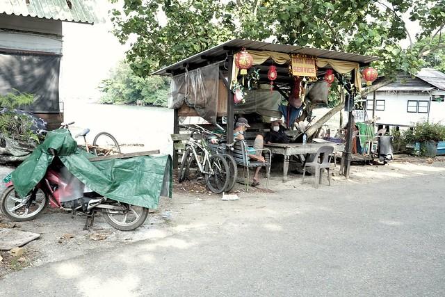 Taxi  Van service, Ubin Island