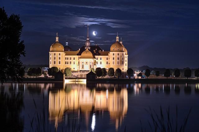 Geisterstunde am Märchenschloss
