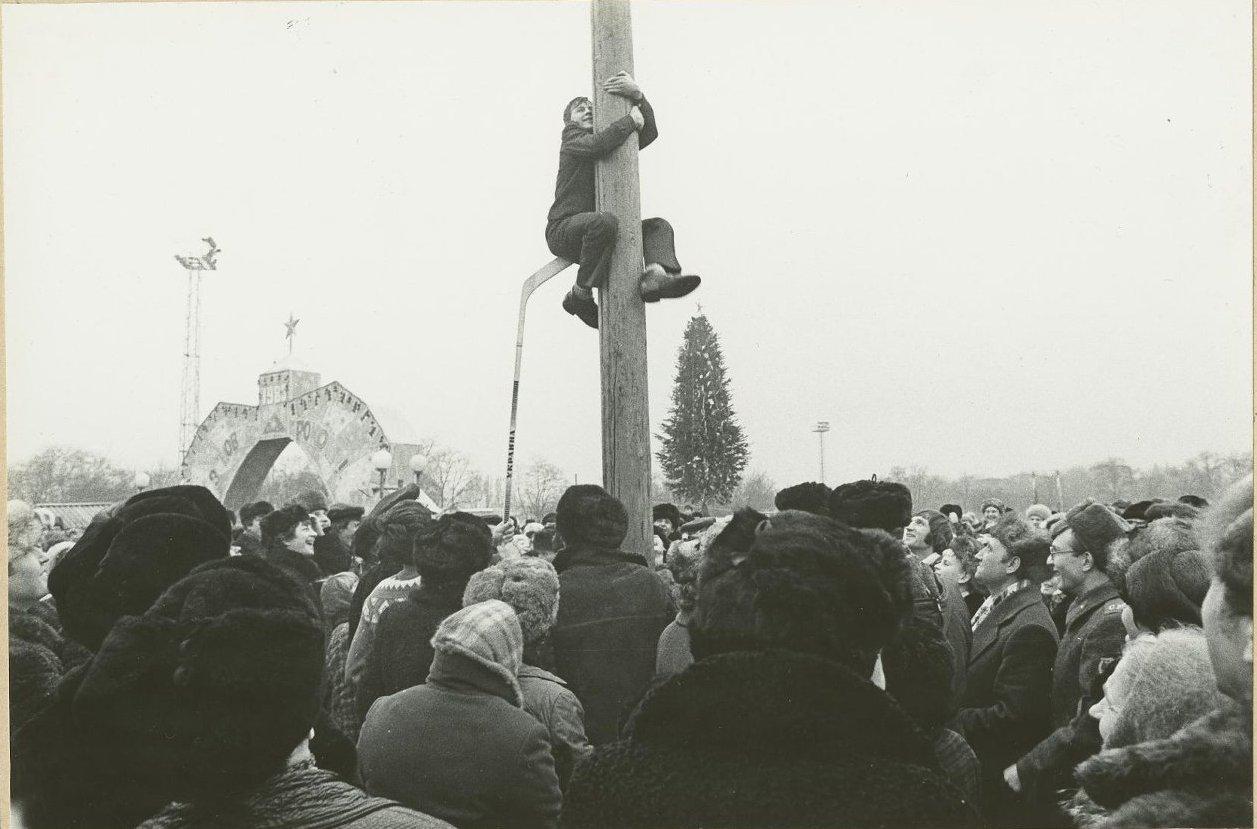 1983. Праздник русской зимы(3)