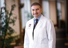 Dr. Mohammad Al-Haddad, portrait, University