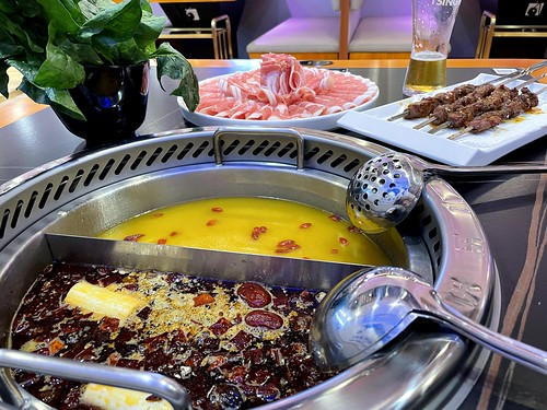 Happy Spring Lamb Hotpot with Chuanr