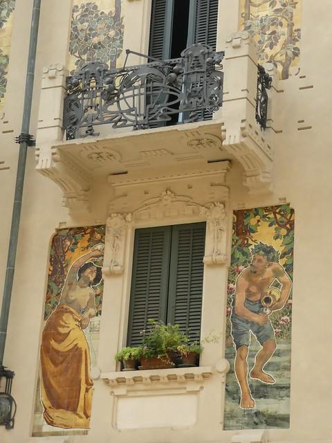 Milan - Casa Galimberti (1903-1905)