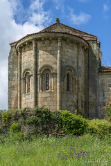 DSC4011 Ábside de San Pedro da Mezquita, 1202, A Merca, Ourense