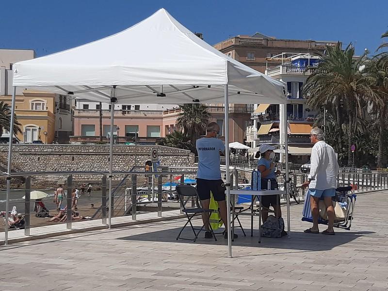 El Ayuntamiento de Sitges contrata 36 personas como informadoras en diferentes ámbitos