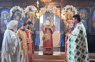 Празник на свети Прокопий в Коматево
