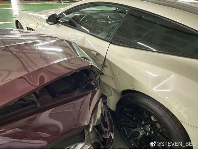 Ferrari-Porsche-Mercedes-BMW-Crash-2
