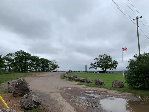 Site of the old Palliser Motel