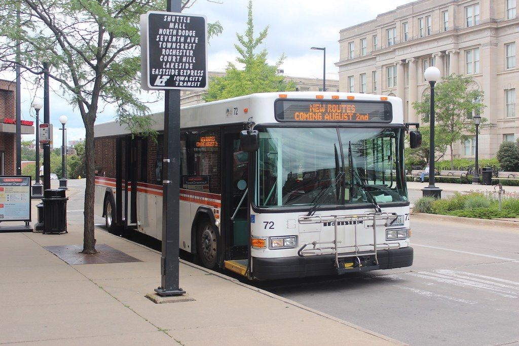 Iowa City Transit 72