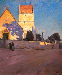 L 'Eglise de Canon - Rame, 1898