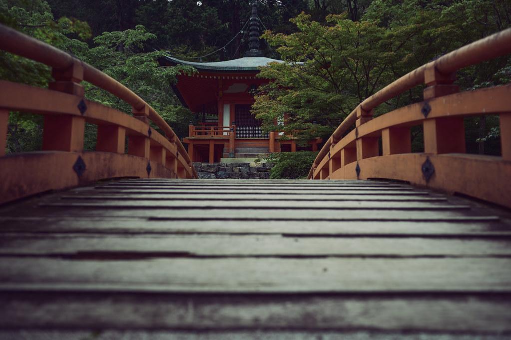 Kyoto Daigo-ji Temple in Early Summer