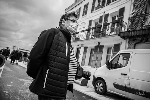 le photographe - street Covid19 #24