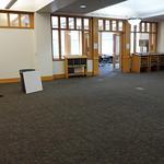 Bookshelves Removed on WIlson 4