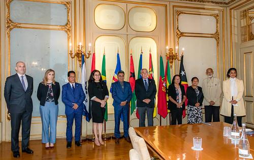 21.07. Secretário Executivo recebe Vice-Primeiro-Ministro de Timor-Leste