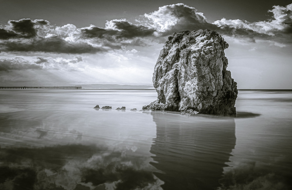 Sea Stack - Duotone
