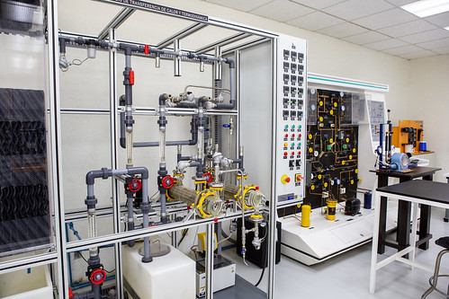 Laboratorio Termofluidos
