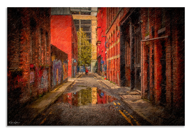 Back Streets of Manchester