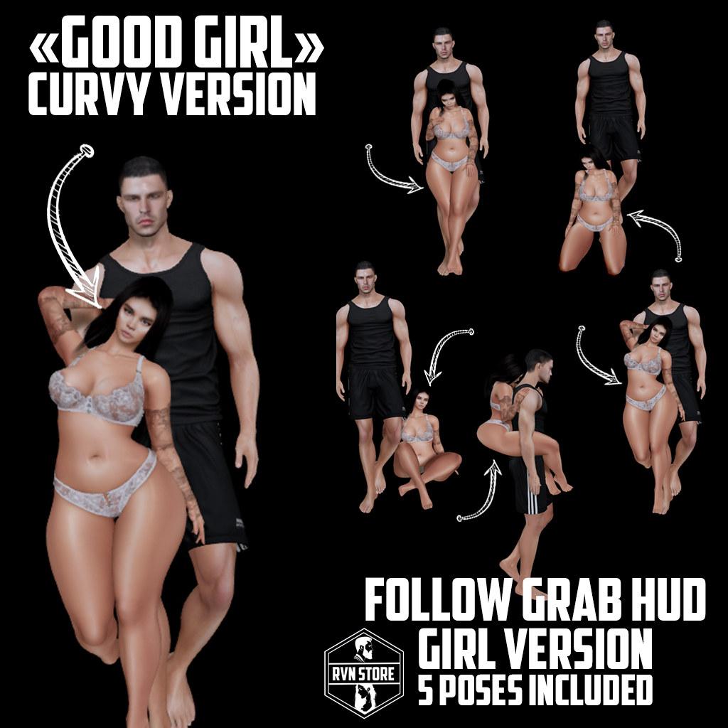 rvn – good girl (curvy)