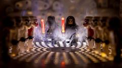 Sheev Palpatine LEGO - Darth Sidious - Vader - by Oscar Caamaño