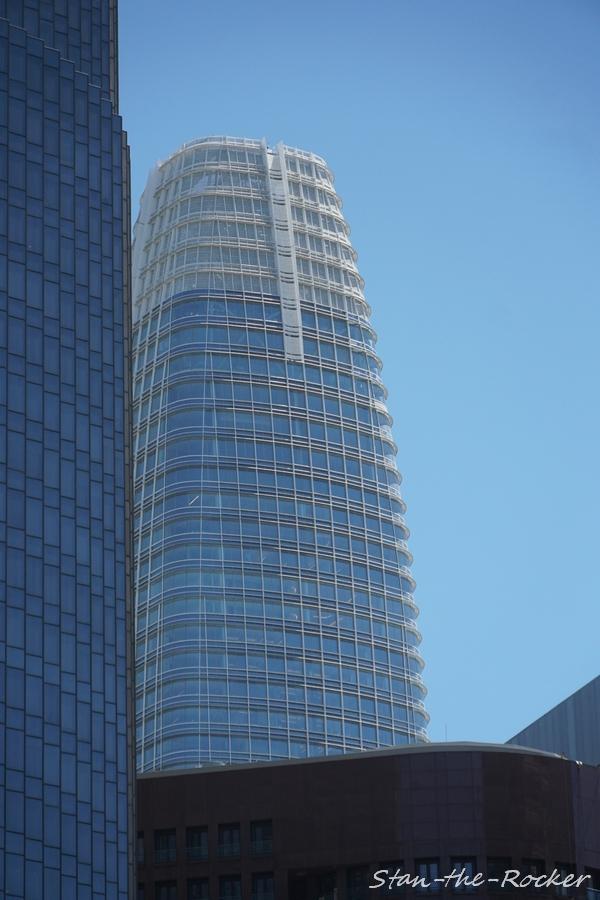Embarcadero - 070821 - 01 - Embarcadero Center View of Salesforce Tower