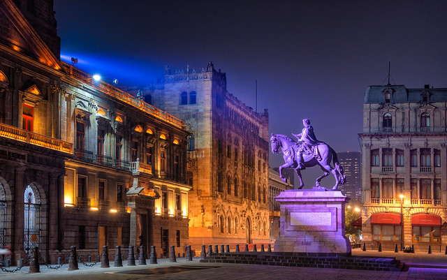 El Caballito, Mexico City DF
