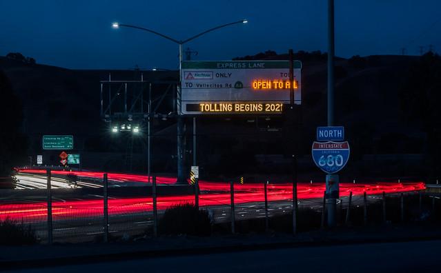tolling begins 2021