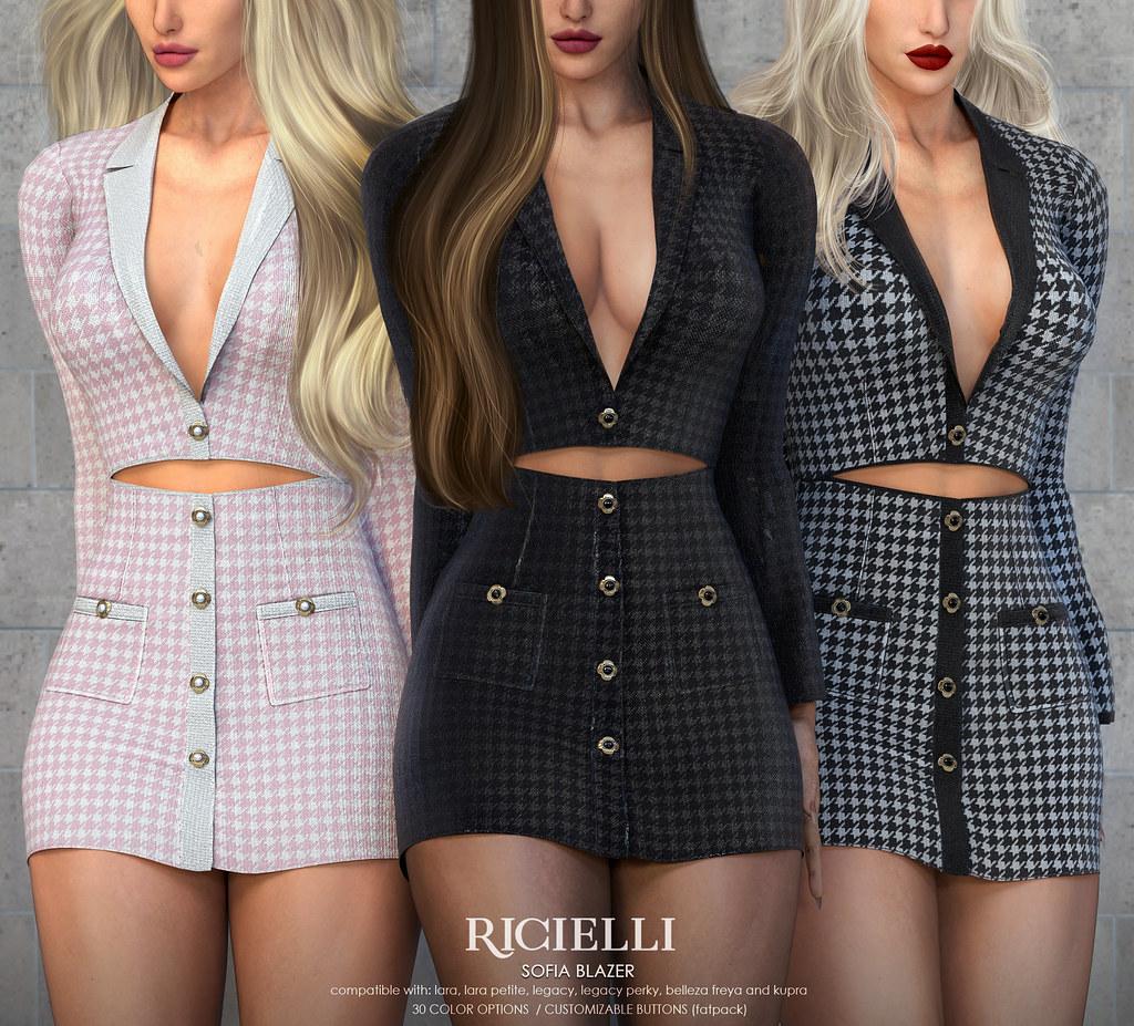[SPOTLIGHT] Ricielli for FaMESHed July