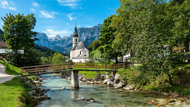 Fotoreise Nationalpark Berchtesgaden