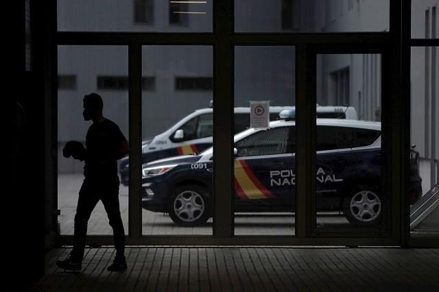 Foto Policía - EFE