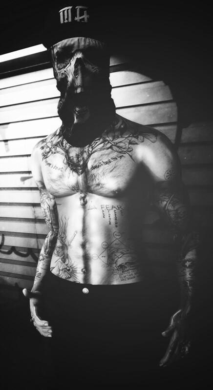 "Tattoo ""Carcosa"" by GoK"