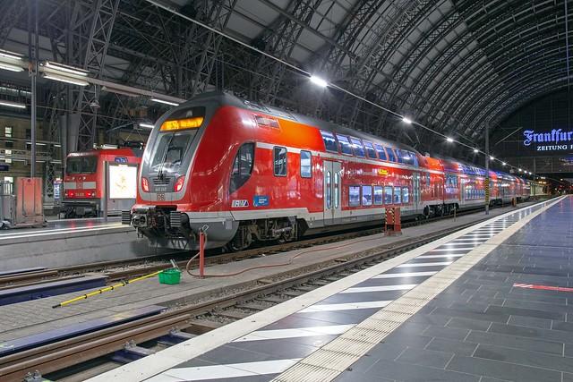 DB Regio 445 045 Frankfurt (Main) Hbf
