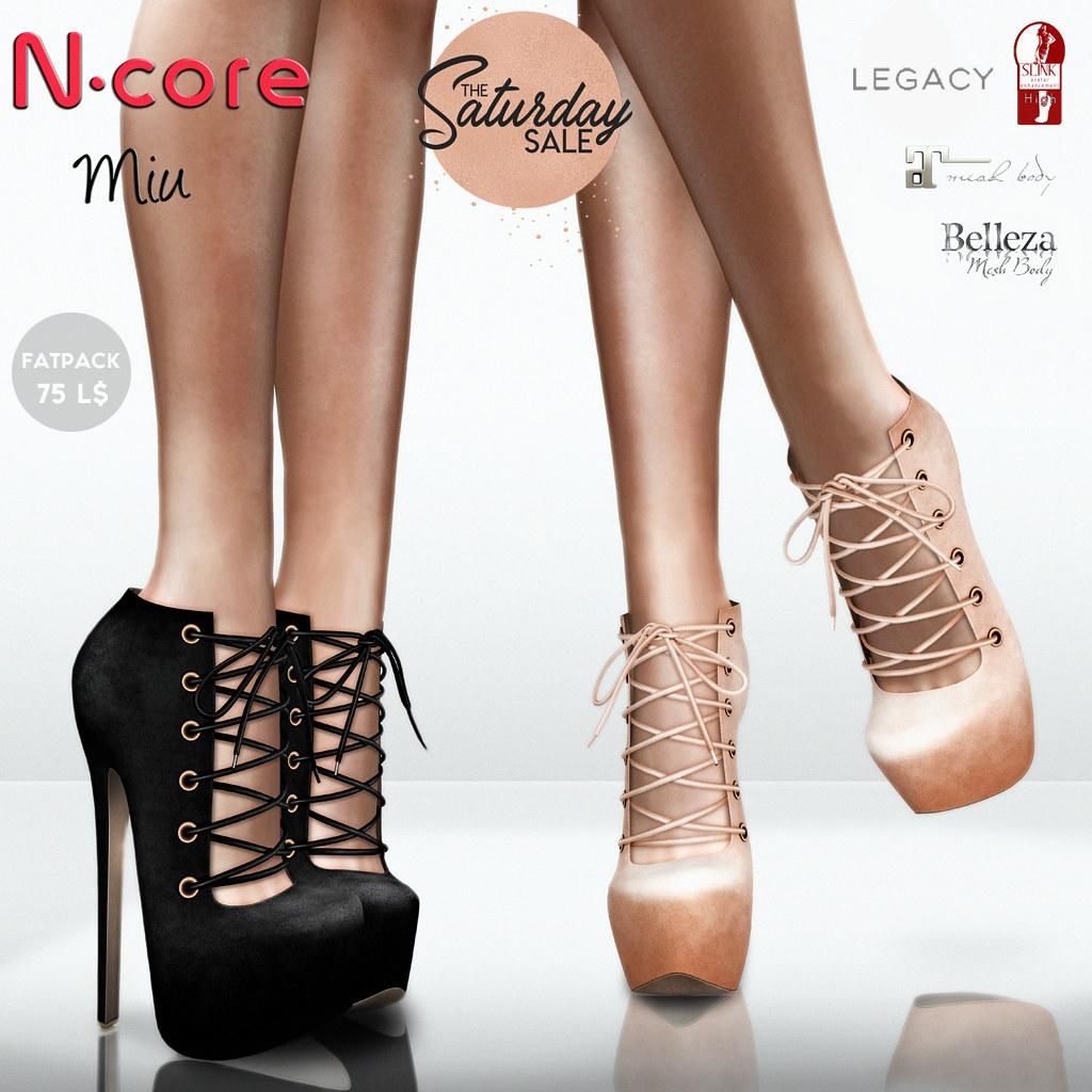 N-core MIU (Saturday Sale) Coming in a few hours