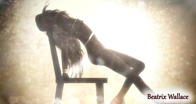 "Second Life - Beatrix ""Flashdance"" Wallace"
