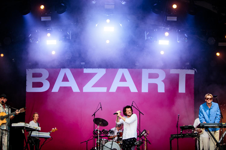 Bazart @ Werchter Parklife 2021 (Cathy Verhulst)