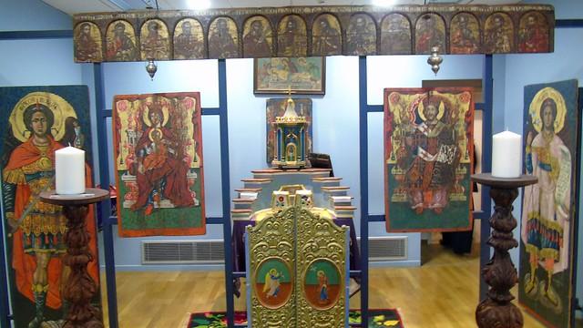 Εκκλησιαστικό Μουσείο Ι.Μ. Φανερωμένης Λευκάδας