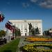 Main Square in Kemerovo. / Площадь Советов в городе Кемерово