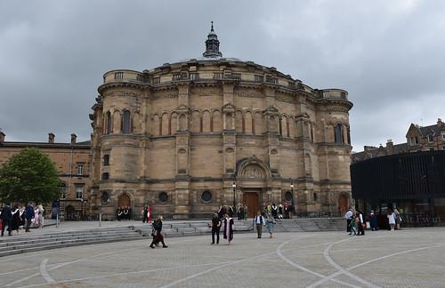 University of Edinburgh: McEwan Hall