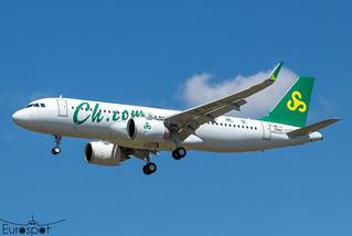 F-WWIY / B-325C Airbus A320-251N Spring s/n 10562 - First flight  * Toulouse Blagnac 2021 *