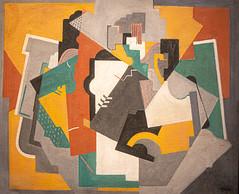 Composition - Gleizes, 1981