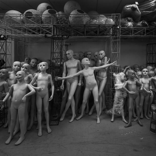 Mannequins Warehouse 01