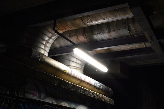 Industrial Underground (Apply Your Imagination)