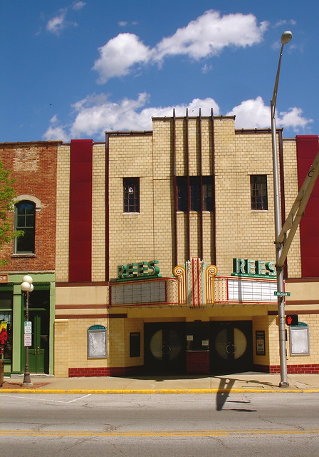 The Rees Theater